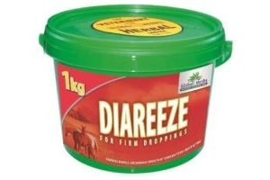 Global Herbs - Diareeze Horse Diarrhea Supplement x 1 Kg