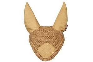 LeMieux Unisex's Signature Fly Hood, Caramel, Medium