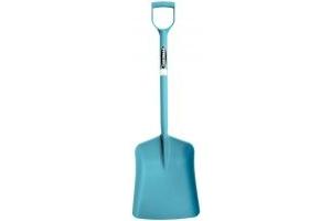 Faulks Red Gorilla Tubtrug Shovel : Sky Blue