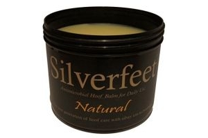 Silverfeet Natural Hoof Balm, 400 ml