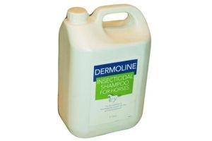 Battle Hayward and Bower Dermoline Shampoo Insecticidal 5L