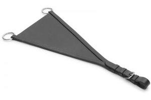 Blenheim Bib Martingale Attachment Black