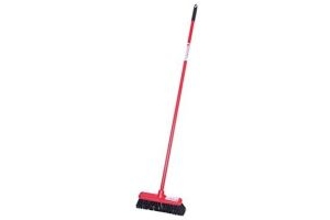 Red Gorilla Broom30R Gorilla Broom Red Complete