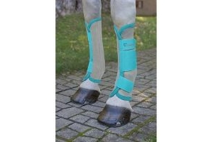 Shires ARMA Fly Turnout Socks: Teal: Pony