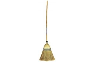 Faulks Corn Broom Standard
