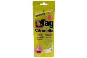 NAF - Naf Off Citronella Tag x Twin Pack
