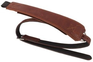 Freejump Stirrup Leathers Brown