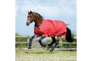 Horseware Amigo Hero 6 Lite Net Lined 0g
