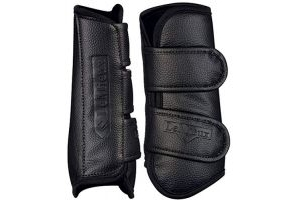 LeMieux Dressage Schooling Boots - Black, Medium