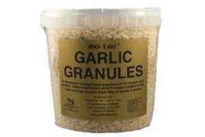 Gold Label - Garlic Granules x 1 Kg