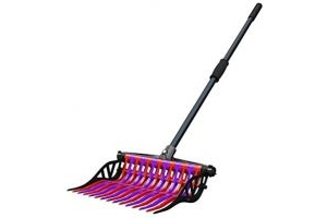 Noble Outfitters Wave Fork Pooper Scooper Lightweight Red Purple 41106