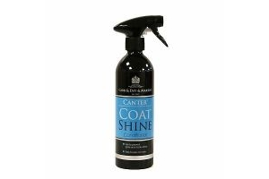 CARR DAY MARTIN CANTER COAT SHINE COATSHINE CONDITIONER MANE TAIL GROOM SHOW