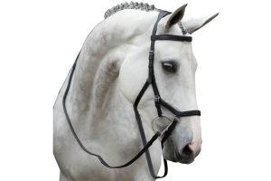 Horseware Rambo Micklem Original Competition Bridle Black