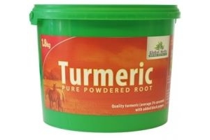 Global Herbs Turmeric 1.8kg