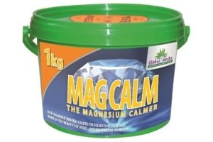 Global Herbs MagCalm Horse Calmer Supplement x Size: 1 Kg