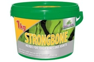 Global Herbs StrongBone Horse Bone & Joint Supplement x Size: 1 Kg