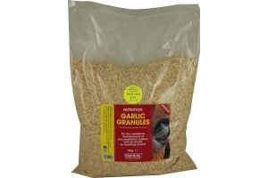 Equimins Garlic Granules Refill Bag Horse Supplement 1kg