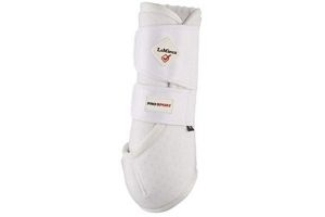 LeMieux Unisex's ProSport Support Boots Pair, White, Small