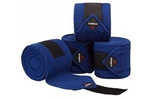LeMieux Luxury Polo Bandages - Benetton Blue, Pony