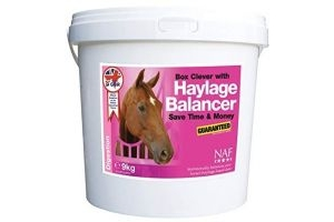 NAF Haylage Balancer (9kg) (Clear)