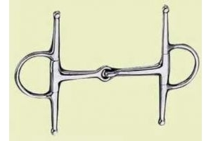 Korsteel Full Cheek Snaffle N/A 5