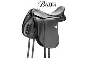 New Bates Dressage Cair Saddle Black 17