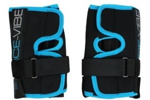Horseware Ice-Vibe Knee Wrap Black/Aqua