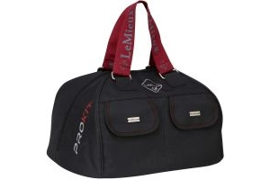 LeMieux Hat Bag Black/Red