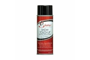 Shapley's Show Touch Up Colour Enhancer White showing equestrian horse