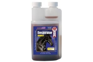 NAF Five Star Respirator Boost for Horses 500ml