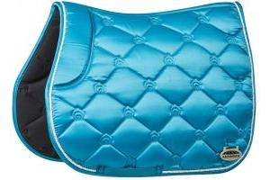 WeatherBeeta Regal Luxe All Purpose Saddle Pad Turquoise Duke