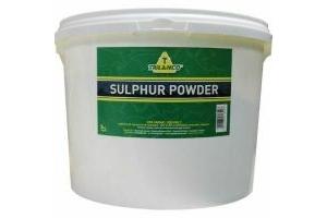Trilanco Sulphur Powder - 5kg - Flowers of Sulphur Mud Fever Mites