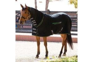 Horseware Sportz-Vibe Massage Therapy Rug Black