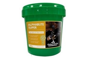 Global Herbs Alphabute Super Horse Supplement (400g) (May Vary)