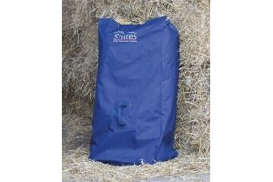 Shires Bale Tidy for Hay Straw Haylage Carry Bag / Car Tidy Heavy Duty + Handles