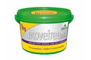 Global Herbs MoveFree Plus Powder - For Horses and Ponies -1KG - BN