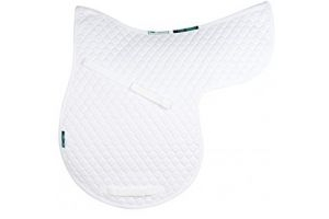 Griffin Nuumed HiWither Everyday Quilted GP Numnah Large White