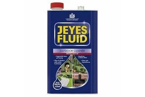 Jeyes Fluid Outdoor Cleaner & Disinfectant for Pet House Bathroom Drains 1Liter