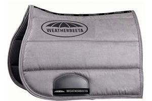 Weatherbeeta Elite All Purpose Saddle Pad Full Size Grey