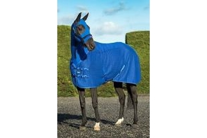 LeMieux Unisex's Thermo Cool Rug Horse, Benetton Blue, 6'0
