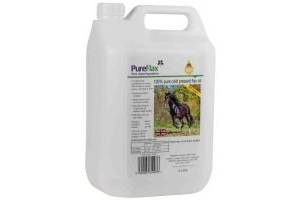 Pureflax Oil For Horses 5 Litres
