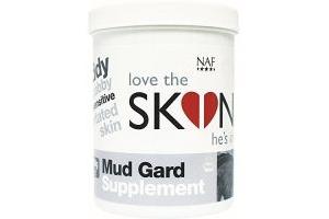 NAF Love The Skin Hes In Mud Gard Supplement (690g) (White)