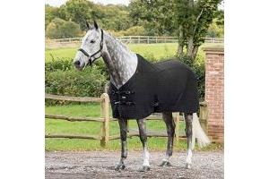 LeMieux Unisex's Thermo Cool Rug Horse, Black, 6'9