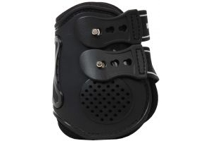 WeatherBeeta Pro Air Fetlock Boots Black