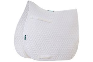 Griffin NuuMed NuuMed HiWither Everyday GP Saddle Pad Large White