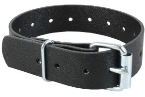 Greenguard Grazing Muzzle Replacement Straps Black