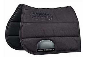 Weatherbeeta Elite All Purpose Saddle Pad (Full) (Black)