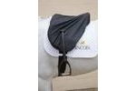 Hy Waterproof Saddle Cover - Ride On - Black