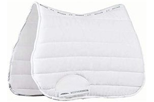 Weatherbeeta Ambition All Purpose Saddle Pad (Full) (White)