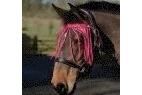 Saxon Fly Fringe - Hot Pink - Pony